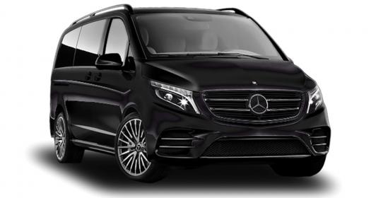 Mercedes Deluxe Vito